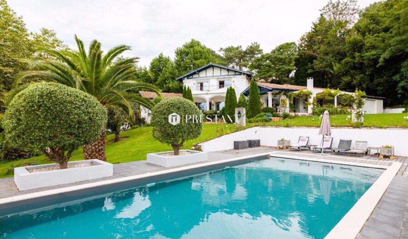 Maison avec piscine et terrasse Bidart