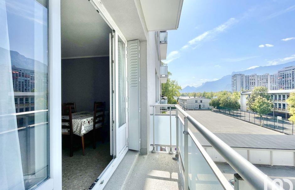 Vente appartement 4 pièces 65 m² à Grenoble (38100), 110 000 €
