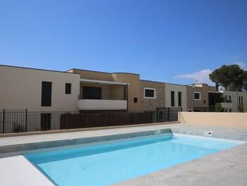 Appartement 2 pièces 54,59 m2