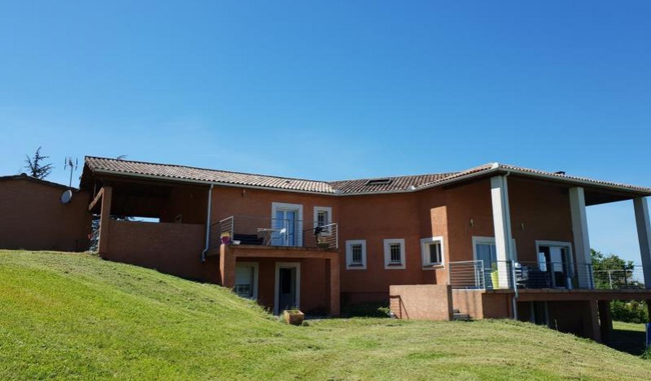 Villa avec terrasse Puylaurens