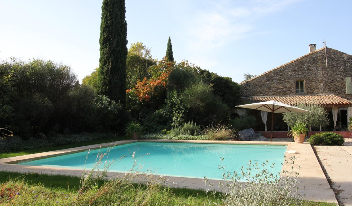 Property with pool Valreas