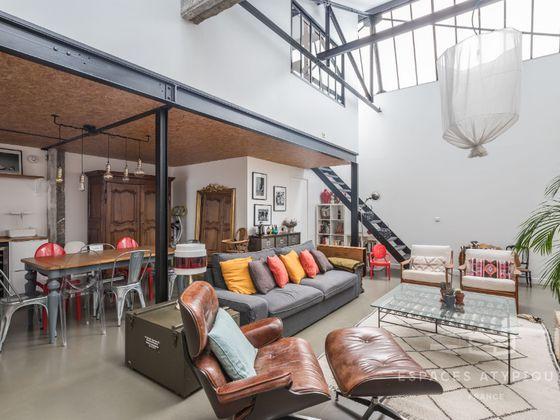 Vente loft 4 pièces 105 m2