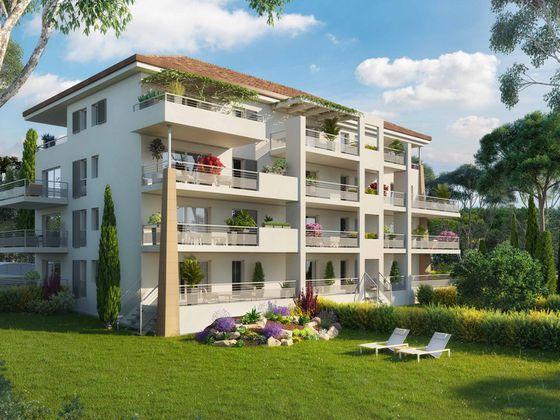 vente Appartement 2 pièces 41,12 m2 Aix-en-Provence