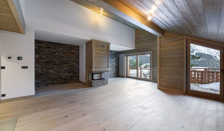 Appartement avec terrasse Méribel
