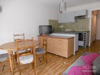 Appartement 2 pièces 34,1 m2