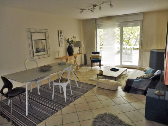Vente appartement 3 pièces 71,71 m2