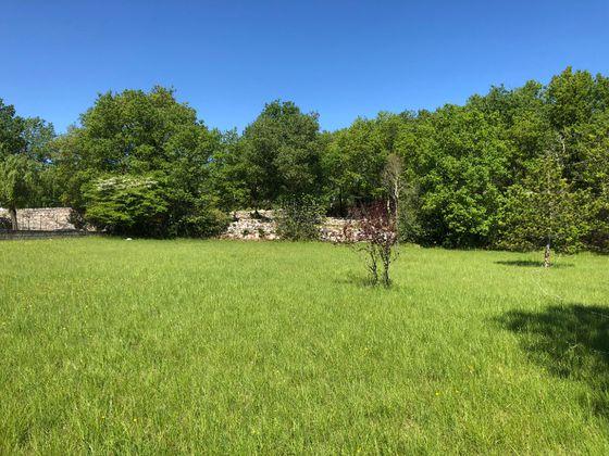 Vente terrain 2086 m2