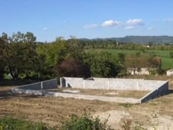 Terrain 110 m2