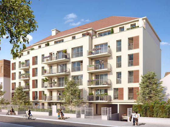 Vente appartement 3 pièces 62,05 m2