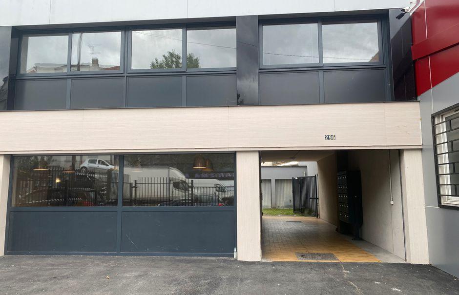 Location  locaux professionnels  17.07 m² à Les Pavillons-sous-Bois (93320), 506 €