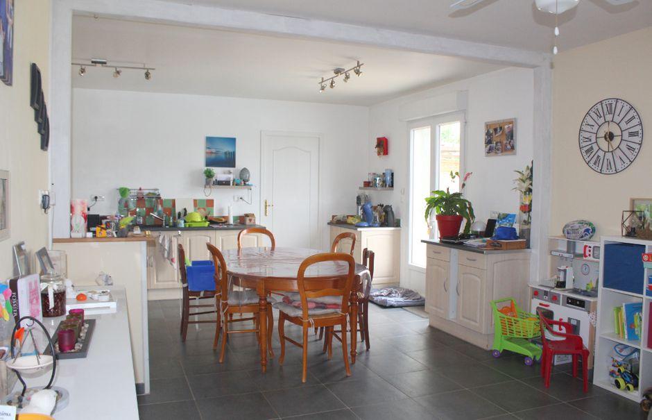 Vente maison 5 pièces 126 m² à Nalliers (86310), 179 848 €