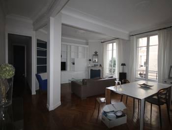 Appartement meublé 5 pièces 81,15 m2