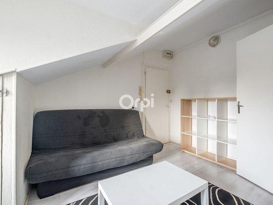 Location studio 13,62 m2