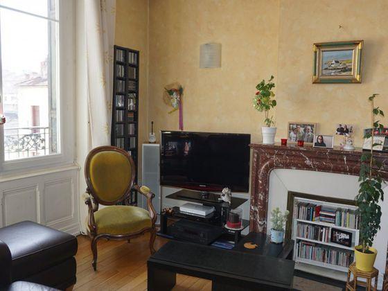 Vente appartement 4 pièces 87,5 m2