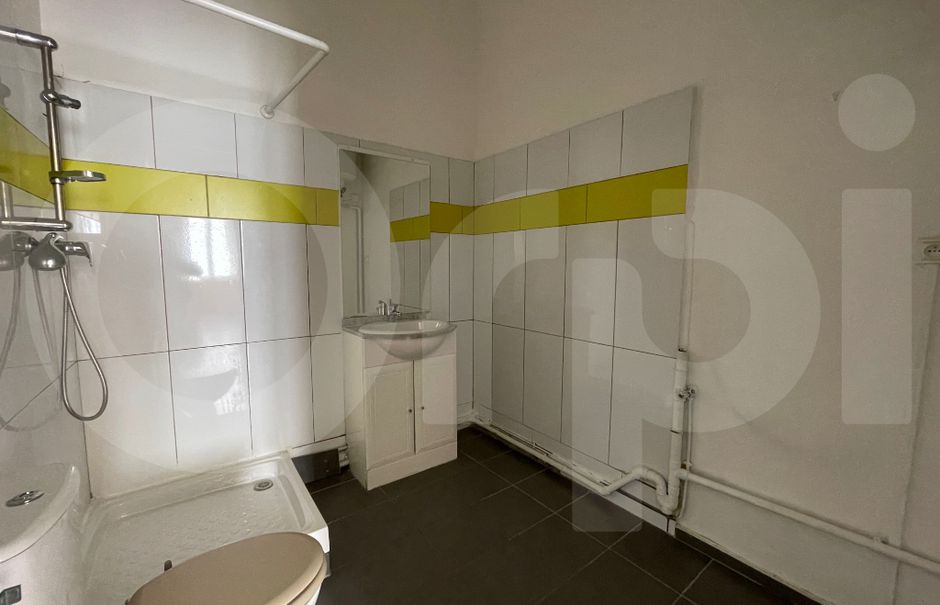 Vente appartement 2 pièces 42 m² à Marseille 3ème (13003), 72 000 €