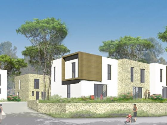 Vente villa 3 pièces 64 m2