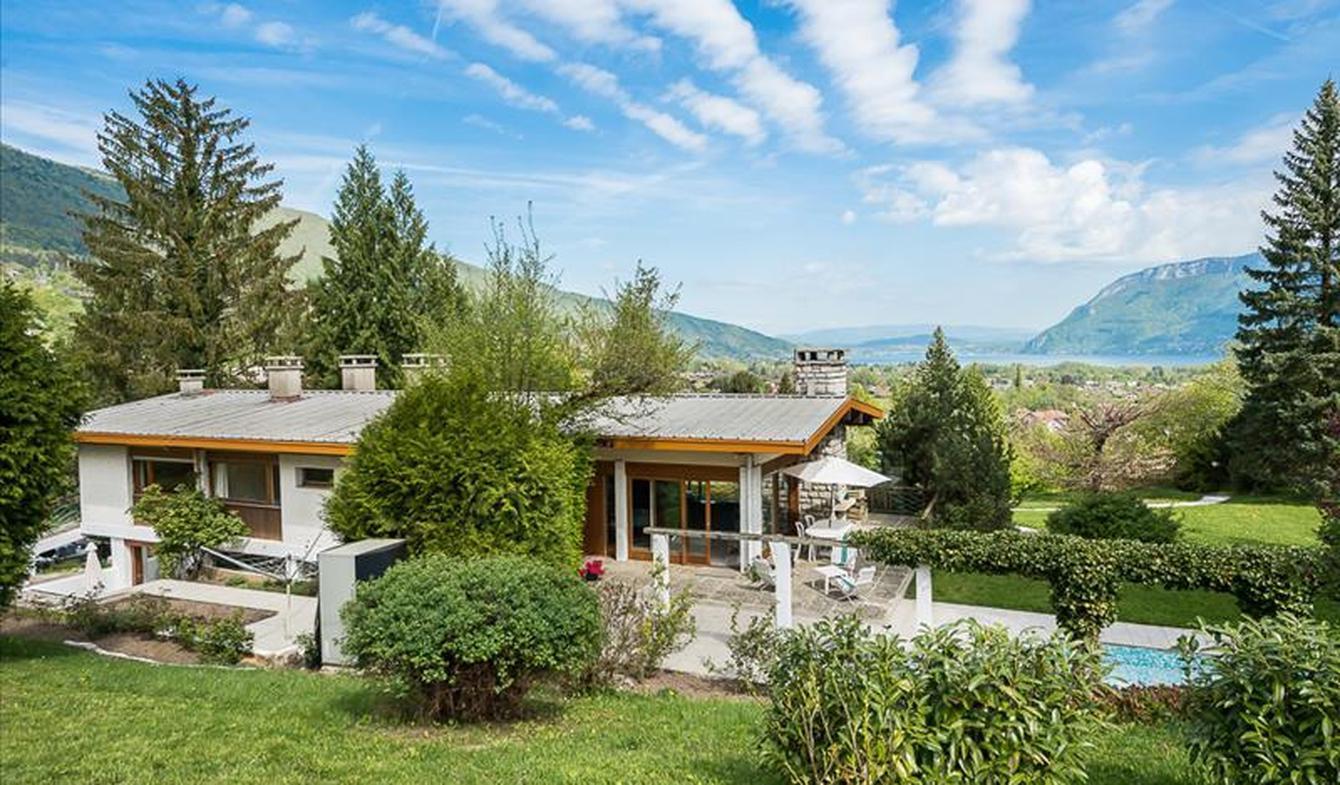 Maison avec piscine et terrasse Saint-Jorioz