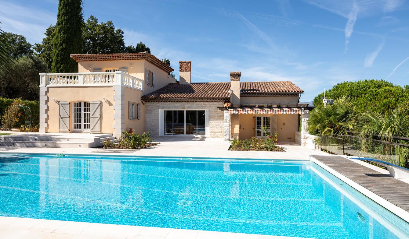 Villa avec piscine Biot