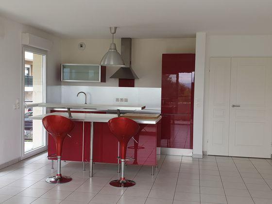 Vente appartement 3 pièces 68,34 m2