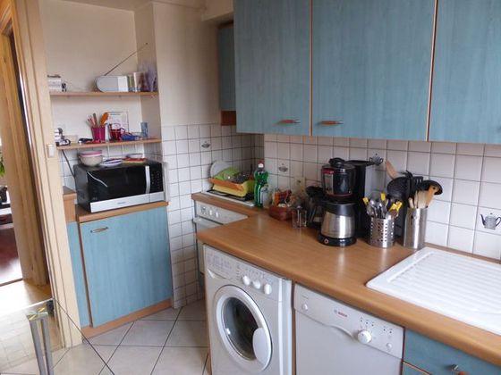 Location appartement 4 pièces 61,65 m2