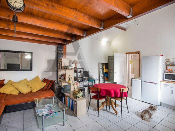Vente maison 2 pièces 37 m2