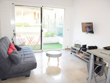 Studio meublé 26,05 m2
