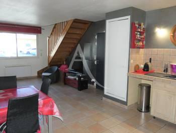 Appartement 3 pièces 57,77 m2