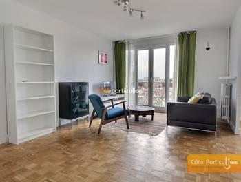 Appartement meublé 3 pièces 64,89 m2