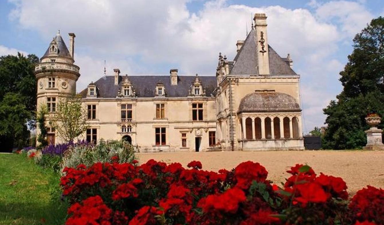 Château Talmont-Saint-Hilaire