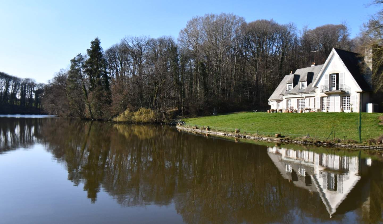 Maison avec terrasse La Chapelle-Chaussée