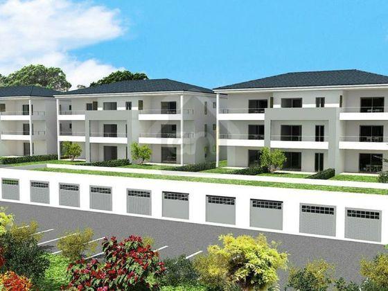 Vente appartement 3 pièces 58,78 m2