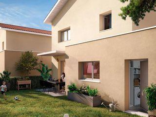 Appartement L'Isle-d'Abeau (38080)