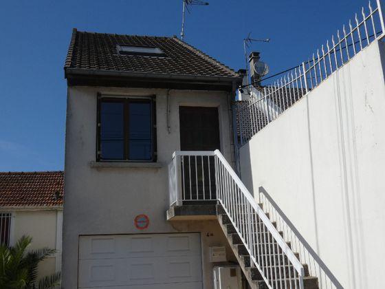 Location maison 3 pièces 39,86 m2