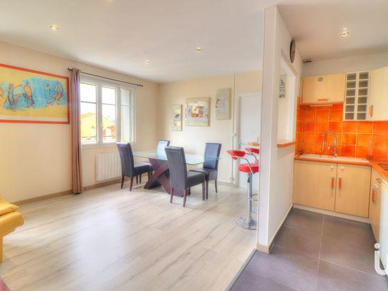 Vente duplex 3 pièces 75 m2
