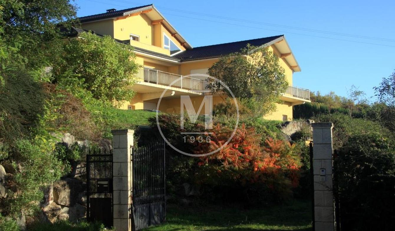 Villa avec piscine et terrasse Ebreuil