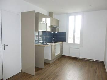 Appartement 2 pièces 22,57 m2