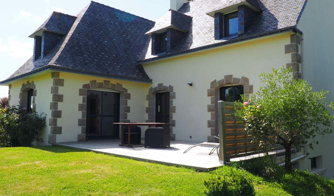 Maison avec jardin et terrasse Hennebont