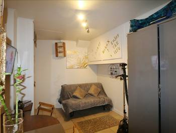 Studio meublé 13,18 m2