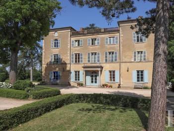 Château 14 pièces 850 m2
