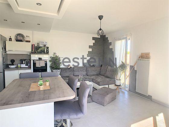 Vente appartement 3 pièces 56,31 m2