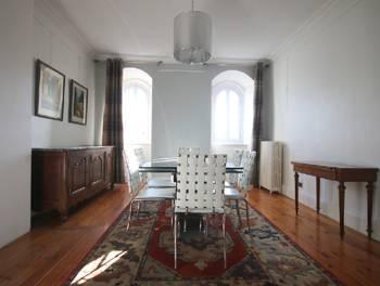 Appartement meublé 3 pièces 108 m2