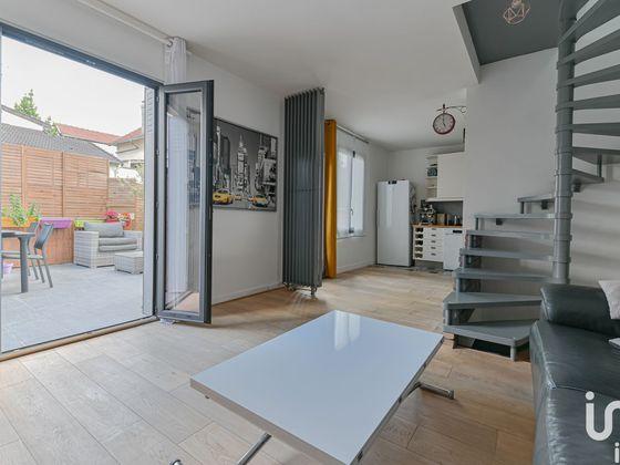 Maison a vendre nanterre - 5 pièce(s) - 105 m2 - Surfyn