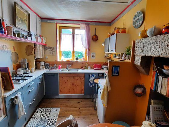 Vente maison 4 pièces 59 m2