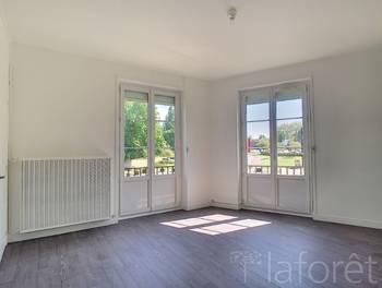 Appartement 2 pièces 54,82 m2
