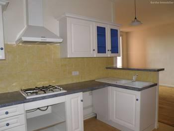 Appartement 3 pièces 65,26 m2