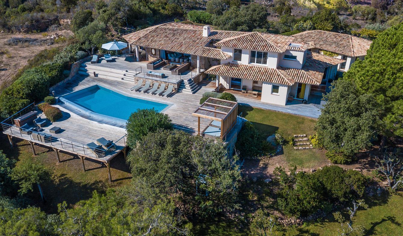 Villa avec piscine Porto-Vecchio