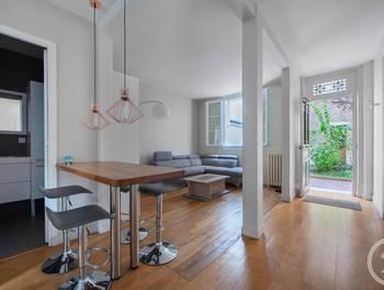 Appartement meublé 3 pièces 56,05 m2