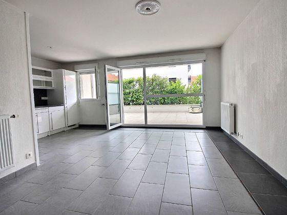 Vente appartement 2 pièces 53,3 m2