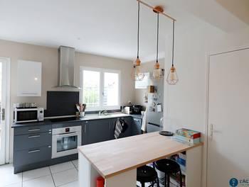 Maison meublée 3 pièces 57 m2