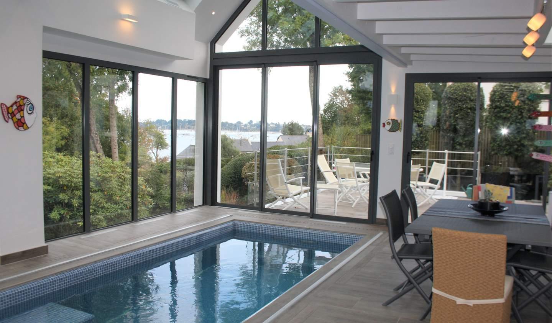 Maison en bord de mer avec jardin Baden
